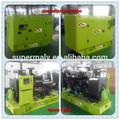 Generador de energía kva 150 por deutz/weifang/weichai motor