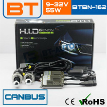 Car accessory new product Slim 55W HID Kit AC 9-32V CANBUS 4300k hid kit