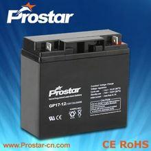 12V 17AH Maintenance Free AGM UPS VRLA Battery