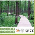 Grano de madera de madera y plástico Jardín Junta WPC / Pisos Laminados