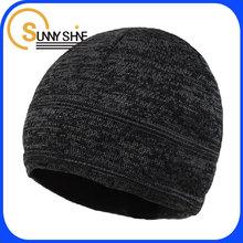 wholesale black acrylic mens custom beanies homies hat