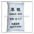 Industral grau/de ácido oxálico 99.6% utilizado naindústria de galvanoplastia/metal limpeza
