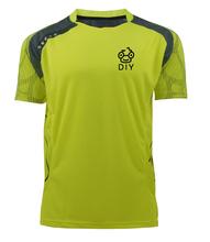 custom cheap dri fit printed men sports t shirt design