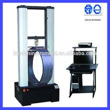 HDPE/PVC/PPR Plastic Pipe Stiffness Bending Strength Pipe Bending Test machine