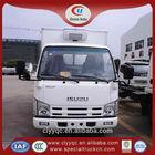 Japan ISUZU 4X2 refrigerator truck New isuzu mini cargo van trucksfor sale