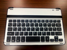 2014 Factory Price Protective Aluminum Case with Tablet Bluetooth Keyboard for iPad mini