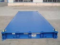 20ft 40ft Platform Container for Sale