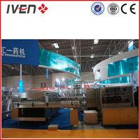 Glass Bottle Dextrose Solution IV Fluid Manufacturing Plant