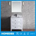 """30"""" reciclar la madera de roble cuarto de baño de ikea muebles"""