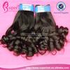 Micro wavy hair,unprocessed valencia rose hair,funmi bouncy curl