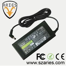 6.5*4.4mm laptop ac adapter vgp-ac19v33 for sony 19.5v 3.9a