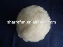 100% Pure Mongolian Ivory Cashmere Fiber