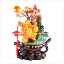Chinese buddha Art Jade buddha Craft for Gift,laughig buddha