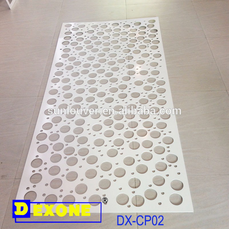 exterior decorative metal wall panel as curtain wall View