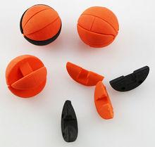 wholesale cute eraser with basketball design 3d Gift Eraser for promotion