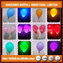 alibaba wholesale 2014 led balloon fashion wedding stage decoration
