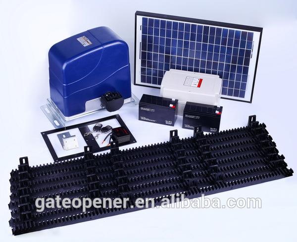 Automatic Sliding Door Opener Electric Gate Motors Solar