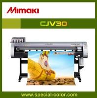 Eco Solvent Printer Of Mimaki Cutting Plotter CJV30