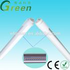 High brightness G13 base smd 2835 18w 1200mm t8 led tube fluorescent light replacment