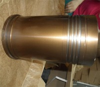 S1100 cylinder liner 3pcs rubber sleeve type