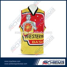 2014 custom basketball league jersey sublimation basketball jersey hot sale basketball jersey