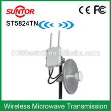 2.4GHz&5.8GHz high power outdoor access point/bridge wireless hdmi video transmitter