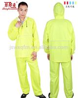 high visibility Rain Jacket cheap raincoat