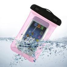 Amazing popular plastic waterproof cell phone bag