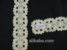 cotton crochet flat ribbon cable