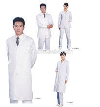 Anti-bacterial Fabric Doctor Coat/Doctor Coat