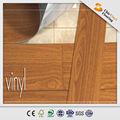 Finto legno pavimentiin vinile, foglio di vinile pavimentazione