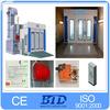 BTD 7600 bus / car oven paint spray booth