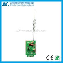 3000m Rolling code DC12V 315-433mhz RF Transmitter Module KL3000