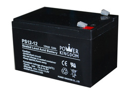 12v 12ah rechargeable storage battery lead acid battery