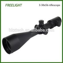 3-30x56 Mil-Spec Close quality High shockproof Multi coated optics long range Shooting Riflescope