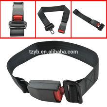 New Arrival Extender Extension Longer Black Auto Car Safety Seat Belt Seatbelt