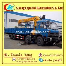 China 20 ton truck crane for sale off-road truck crane