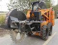 Micro de la máquina de excavación de zanjas para el asfalto o concreto 150hp con motor, max profundidad de corte: 600mm( jhk- 600)