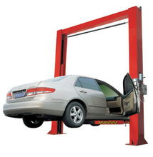 4.2t/9000lbs gate style used car lifting equipment with CE&ISO