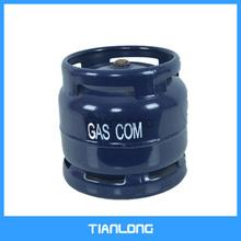 6kg filling cooking lpg cylinder for sale