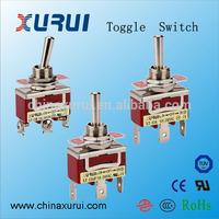 Toggle Switch 20a 250V Single Pole Double Pole Three pole China Manufacturer