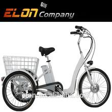 2014 unique design electric tricycle (E-TDR05C)