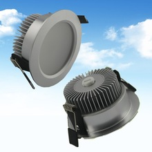 Good Quality High Power 8 inch 30w LED Recessed Downlight Case