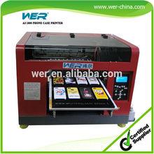 phone case printer, any type phone cover, 2015 new design phone case printing machine