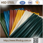 China suppliers rolled roofing colors