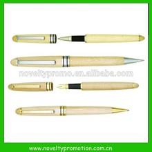 Cheap eco wood pen