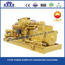 Coalmine Gas Coal Mine Gas Engine Generator from 20kw to 2000kw
