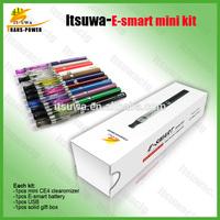High quality electronic smoking vapor cigarette 380mah e smart