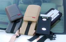 PU universal armrest console box car seat armrest
