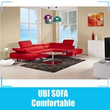 Italian style fabric corner sofa MY079